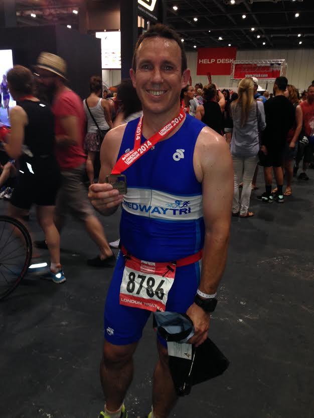 Virgin Active London Triathlon